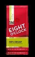 Eight O'Clock 50% Decaf Coffee