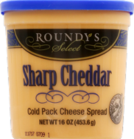 Roundy's® Select Sharp Cheddar Cheese Spread