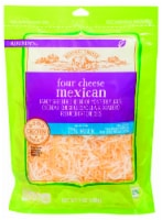 Roundy's 2% Milk Four Cheese Mexican Blend - 7 oz