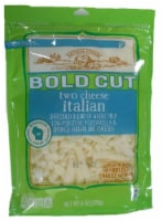 Roundy's Bold Cut Two Cheese Italian Shredded Cheese
