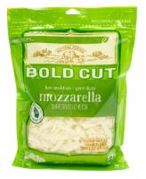 Roundy's® Bold Cut Mozzarella Shredded Cheese - 8 oz
