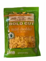 Roundy's® Bold Cut Mild Cheddar Shredded Cheese - 8 oz
