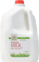 Simply Roundy's Organic Whole Milk - 1 gal