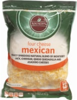 Roundy's Fancy Shredded Four Cheese Mexican