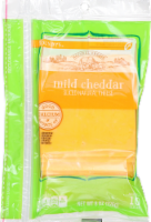 Roundy's Mild Cheddar Sliced Cheese