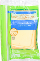 Roundy's Natural Sliced Muenster Cheese