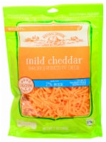 Roundy's 2% Milk Mild Cheddar Cheese