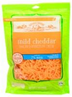 Roundy's 2% Milk Mild Cheddar Cheese - 7 oz