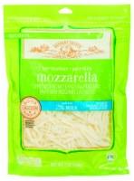 Roundy's 2% Shredded Mozzarella Cheese - 7 oz