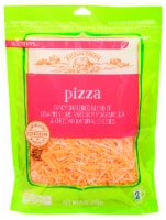 Roundy's Pizza Shredded Cheese Blend - 8 oz