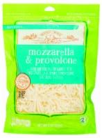 Roundy's Shredded Mozzarella & Provolone Cheese Blend - 8 oz