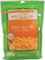 Roundy's Shredded Cheddar Cheese - 8 oz