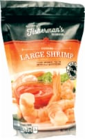 Roundy's® Fisherman's Reserve Cooked Large Shrimp - 16 oz