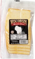 Wisconsin Sliced Muenster Cheese
