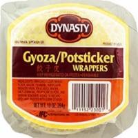 Dynasty Gyoza Potsticker Wrappers - 10 oz