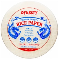 Dynasty Premium Quality Rice Paper