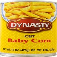 Dynasty Cut Baby Corn