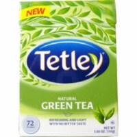 Tetley Green Tea - 72 Bags