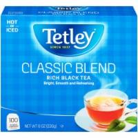 Tetley Classic Blend Rich Black Tea Bags