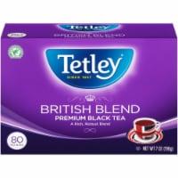 Tetley British Blend Black Tea Bags - 80 ct