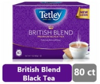 Tetley British Blend Premium Black Tea Bags