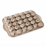 Nordic Ware Bundt Tea Cakes Pan - Copper - 1 ct