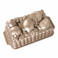 Nordic Ware Citrus Blossom Loaf Pan