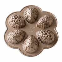 Nordic Ware Ornamental Egg Cakelet Pan - 1