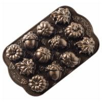 Nordic Ware Autumn Delights Cakelette Pan - Single