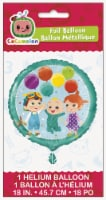 Cocomelon Foil Balloons - 1ct