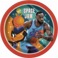 Space Jam 9 Inch Dinner Plates - 1