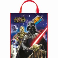Star Wars Plastic Party Tote Bag - 1