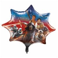 Star Wars The Force Awakens 28 Inches Foil Party Balloon