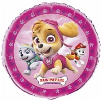 Paw Patrol Girl Foil Balloon