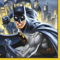 Batman Luncheon Napkins [16 Per Pack] - 1