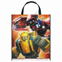 Transformers Plastic Party Tote Bag - 1
