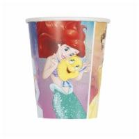 Disney Princess Dream Big 9oz Paper Cups - 8ct
