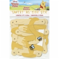 Winnie the Pooh - Happy Honeycomb Party Banner - 1