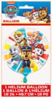 Paw Patrol Round Foil Balloon 18 Inches - 1
