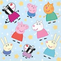 Peppa Pig Lucheon Napkins 16ct