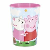 Peppa Pig 16oz Plastic Favor Cup 1ct
