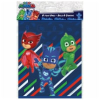 PJ Masks Birthday Party Loot Bags 8ct