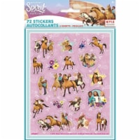 Spirit Riding Free Sticker Sheets [4 Per Package]