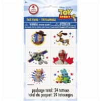 Disney Toy Story 4 Movie Tattoos - 1