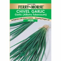 Ferry-Morse Chives Garlic Herb Seeds