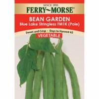 Ferry-Morse Stringless Bean Garden Seeds