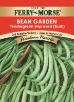 Ferry-Morse Tendergreen Improved Bush Bean Garden Seeds