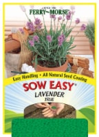 Ferry-Morse Sow Easy True Lavender Seeds