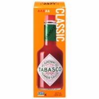 Tabasco Original Flavor Pepper Sauce