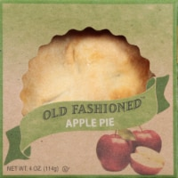 Old Fashioned Baked Apple Pie